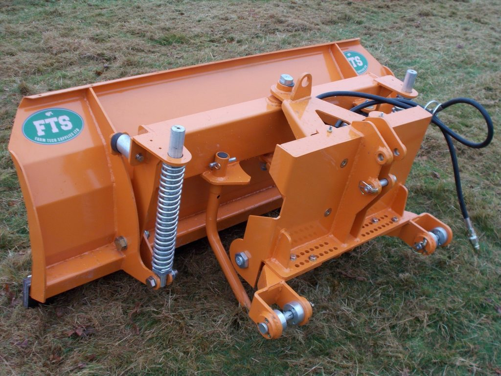 sp160 snow blade plough