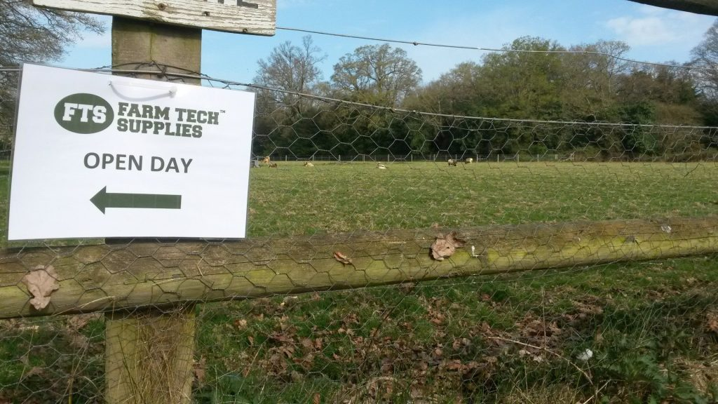SPRING OPEN DAY APRIL 2015
