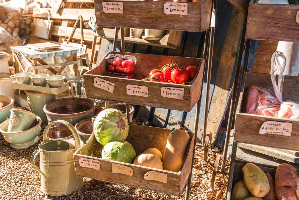 Smallholding business opportunities