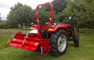 New Winton Products at Farm Tech Supplies, Winton Heavy Duty Rotovator