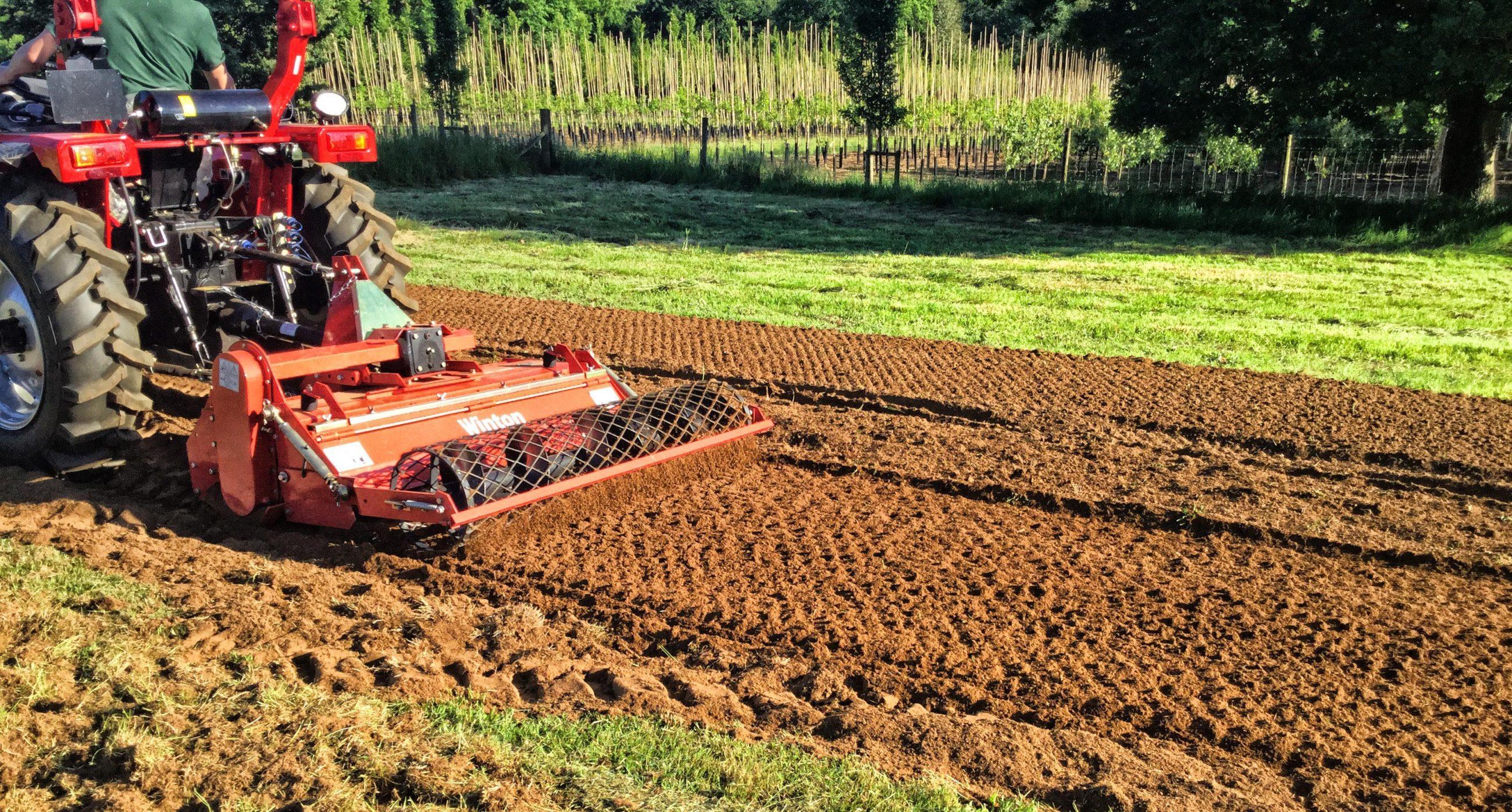 Winton Stone Burier, Equipment picks for small-scale farmers